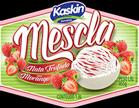Kaskin Mescla Ice cream