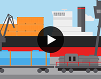 PKP CARGO - exaplainer videos