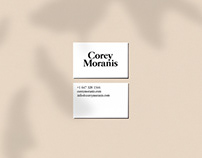 Corey Moranis