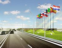 South Highway\ FIFA 2018 \ Samara \ Russia