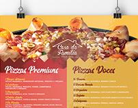 Casa da Família Pizzaria e Hamburgueria - Pinhais-PR