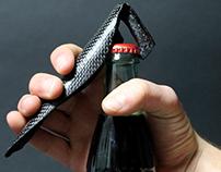 N. Seven Bottle Opener