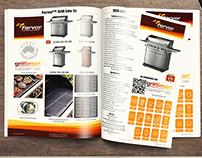 Fervor Grills Catalog