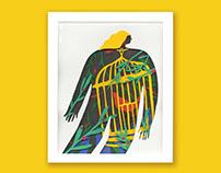 Birdcage (paper cutting)
