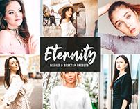 Free Eternity Mobile & Desktop Lightroom Presets