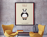Movie Poster - Kung Fu Panda.