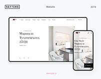 Else Style — website beauty salon