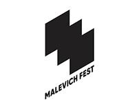Malevich fest. Branding