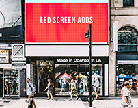 Adfie - Led Screen Adds
