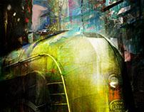 Last train to Mars