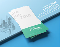 Creative Tei-Fold Brochure