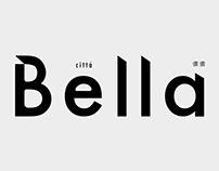 Città Bella Logo Rebrand