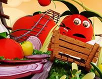 Tomato Squash