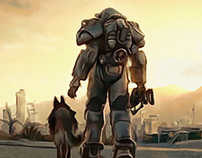 Fallout 4 The Companion
