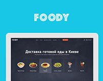 Foody - an online restaurant