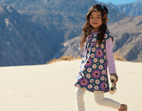 Kid / Toddler Girl Textile Design