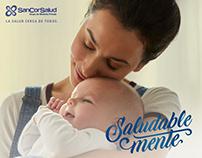 SanCor Salud - Desarrollo de campaña Saludablemente