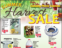 Summer Harvest Sale 2015
