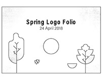 Spring Logo Folio - April 2018