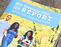 Diversity Plan Report