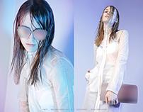 Dorsal Frame / Dior / Qela acc by Sasha Andelkovic