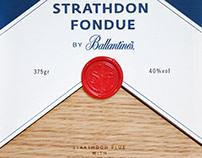 STRATHDON FONDUE / BALLANTINE'S