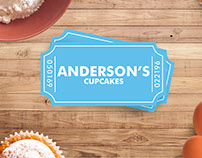 Anderson's Cupcakes