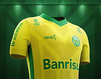 Ypiranga FC - Uniforme 2016