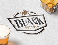 Black Bullger - Identidade Visual