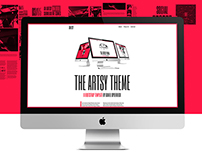 ARTSY -Bootstrap Template