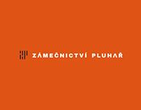 Zámečnictví Pluhař / logo design