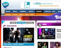 News Portal Design