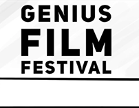 Genius Film Fest (storyboard pitch)
