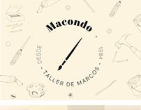 Branding - MACONDO