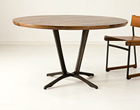 The Robson Dining Table