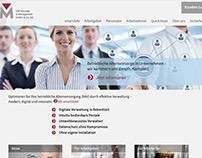 VM Logo + Website