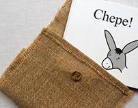 Chepe, la arriería en Colombia // Libro ilustrado