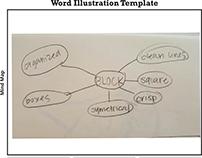 Word Illustration #2: BLOCK