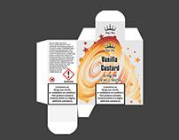 King's Dew - Packaging