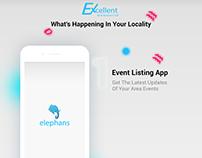 Event Listing App