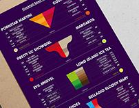 Cocktail Spec Sheet - Summer Project