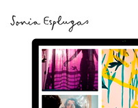 Website | Sonia Esplugas