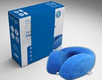 Pillow Packaging Design
