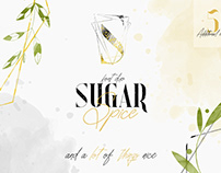 Font Duo - Sugar, Spice and a lot of things nice