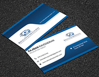 #Corporate Business Card