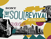 Sony Music Soul Revival, Strike a Chord
