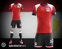Egyptian Team Kit Concept 0.1