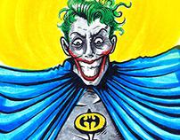 The Joker Fetish