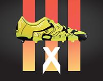 Adidas X - Tribute