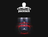 POCKLOCK - Backpack